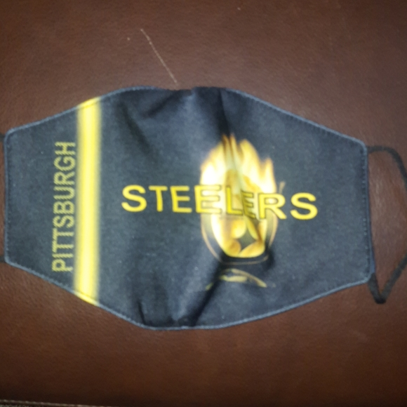 💛NEW Pittsburgh Steelers Face Mask💛